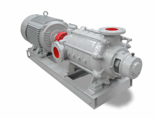 D DF DY DG Horizontal Multistage Centrifugal Pump