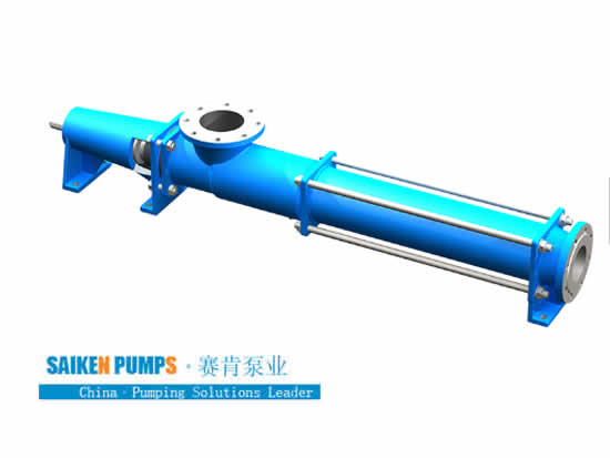 G Type Single Screw Pump