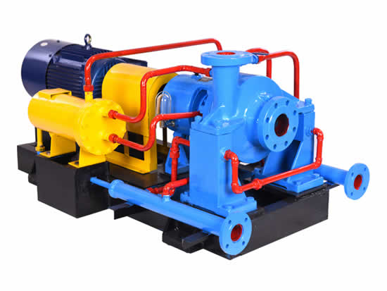 High Temperature Hot Water Centrifugal Pump For Boiler