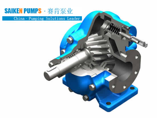 KCB Gear Pump & KCB Gear Oil Pump