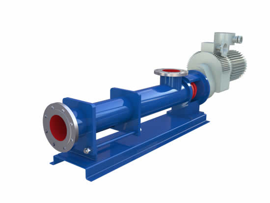 Mono Screw Pump G Model