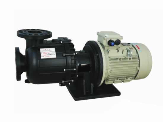 PVDF GFRPP Self-Priming Pump