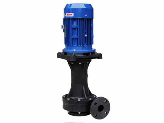 Polypropylene Vertical Submersible Pump