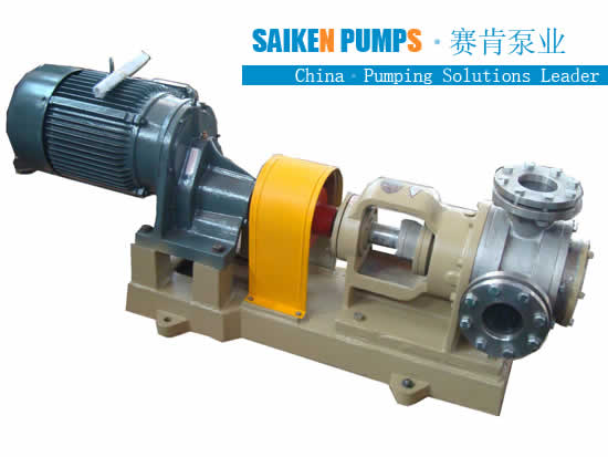 Stainless Steel Internal Gear Pump