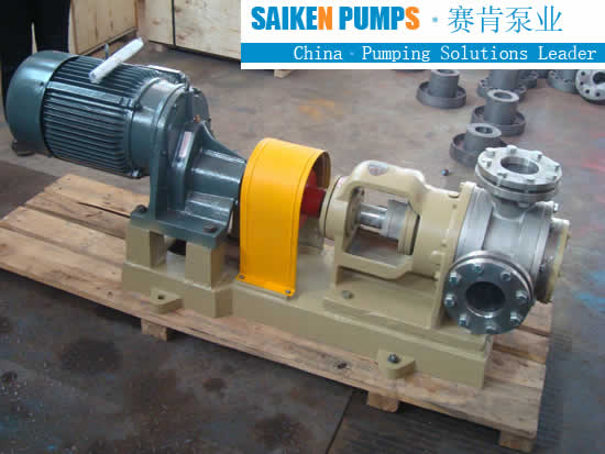NYP SS Internal Gear Pump