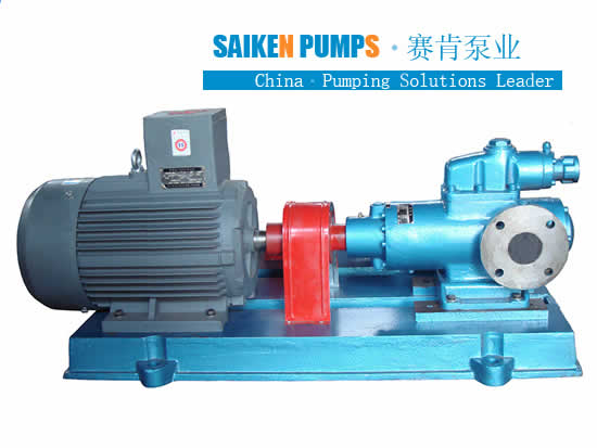 SM Three Screw Pumps for oil Circulations and Feeding