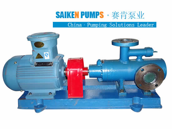 Screw Pumps for oil Circulations