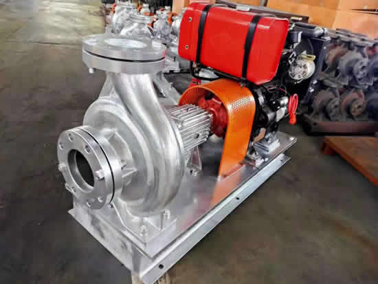 Thermal Liquid circulating pump