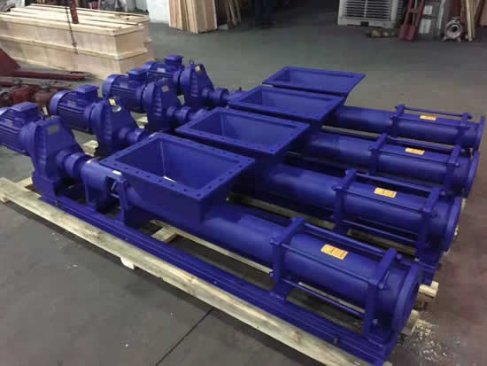 Mono-Screw-Pump-G-Model