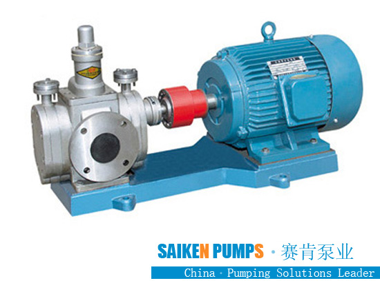 SUS gear pump